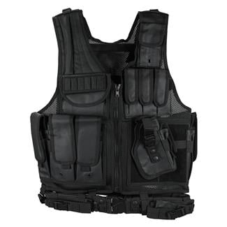 Leapers UTG 547 Law Enforcement Tactical Vest Black