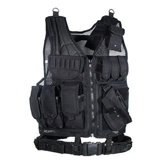 Leapers UTG Sportsman Tactical Scenario Vest Black