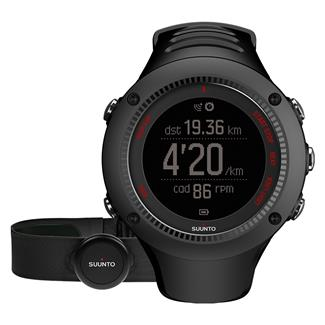 Suunto Ambit3 Run HR Black
