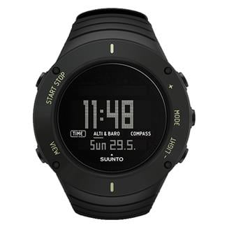 Suunto Core Watch Ultimate Black