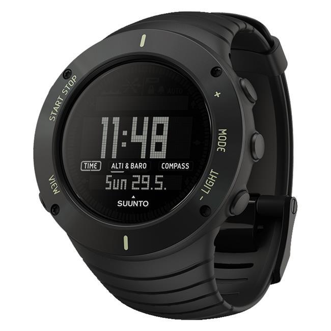 Suunto Core Watch Ultimate Black