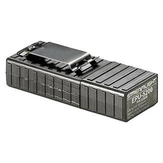 Streamlight EPU-5200 Portable USB Power Pack Black