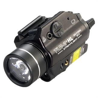 Streamlight TLR-2 HL LED G Black