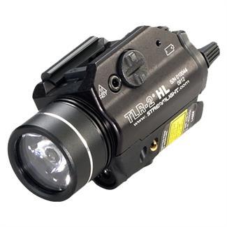 Streamlight TLR-2 HL LED G Black