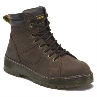 Dr. Martens Duct ST Dark Brown
