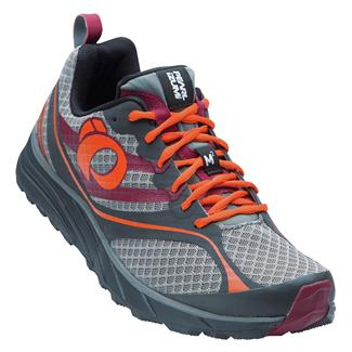 Pearl Izumi EM Trail M2 v2 Shadow Gray /  Spicy Orange