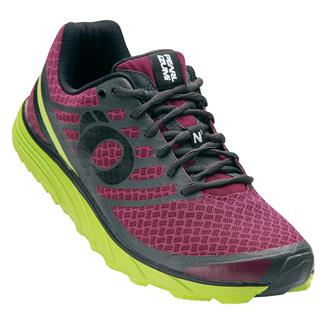 Pearl Izumi Trail N1 v2 Beet Red / Lime Punch