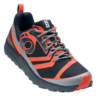 Pearl Izumi EM Trail N2 v2 Shadow Gray / Spicy Orange