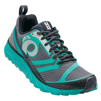 Pearl Izumi EM Trail N2 v2 Shadow Gray / Dynasty Green