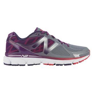 New Balance 1080v5 Silver / Pink