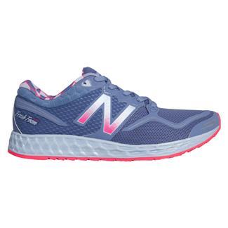 New Balance Fresh Foam Zante Blue Fin / Pink Zing