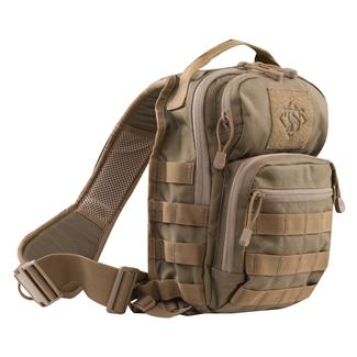TRU-SPEC Trek Sling Pack Coyote / Tan