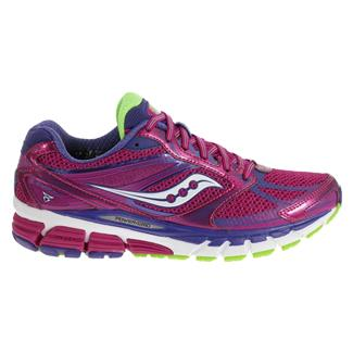 Saucony Guide 8 Berry / Purple / Slime