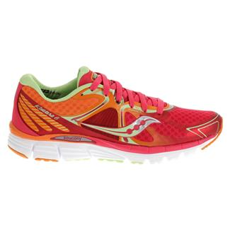 Saucony Kinvara 6 Red / Orange / Mint