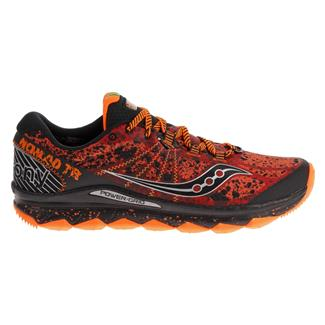 Saucony Nomad TR Red / Black / Orange