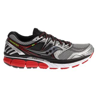 Saucony Redeemer Iso Silver / Black / Red