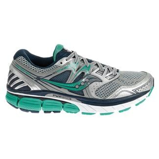 Saucony Redeemer Iso Silver / Green / Blue