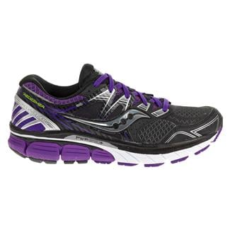 Saucony Redeemer Iso Black / Purple