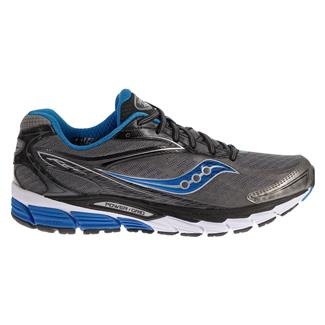 Saucony Ride 8 Gray / Black / Blue
