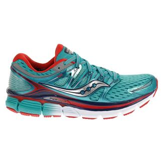 Saucony Triumph Iso Blue / Red