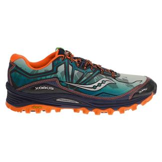 Saucony Xodus 6.0 Blue / Orange