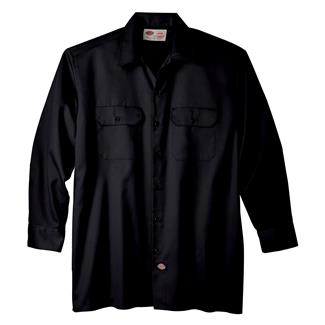 Dickies Original Fit Work Shirt Black