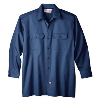 Dickies Original Fit Work Shirt Navy
