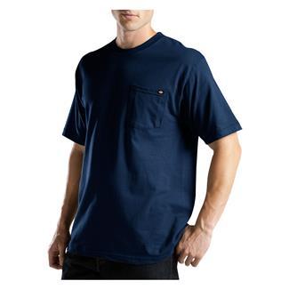 Dickies Moisture Wicking Pocket T-Shirt Dark Navy