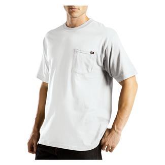 Dickies Moisture Wicking Pocket T-Shirt White