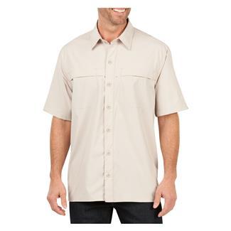 Dickies Short Sleeve Performance Flex Cooling Shirt Stone