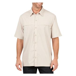Dickies Short Sleeve Performance Flex Cooling Shirt Stone
