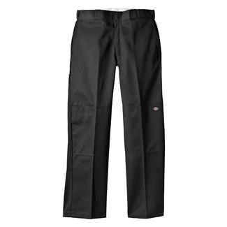 Dickies Loose Fit Double Knee Work Pants Black