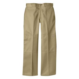 Dickies Loose Fit Double Knee Work Pants Khaki
