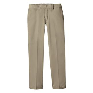 Dickies Slim Fit Work Pants Khaki