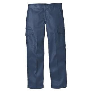 Dickies Relaxed Fit Cargo Work Pants Dark Navy