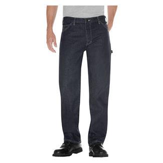 Dickies Relaxed Fit Denim Carpenter Jeans Tinted Rustic Brown