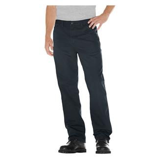 Dickies Relaxed Fit Duck Carpenter Jeans Rinsed Slate