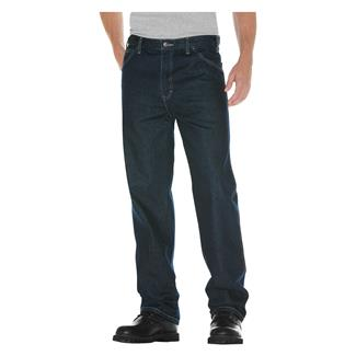 Dickies Relaxed Fit Denim Jeans Tinted Heritage Khaki