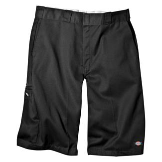 "Dickies 13"" Loose Fit Work Shorts Black"