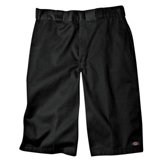 "Dickies 15"" Loose Fit Work Shorts Black"