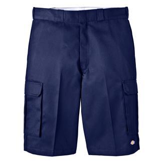 "Dickies 13"" Loose Fit Cargo Shorts Dark Navy"