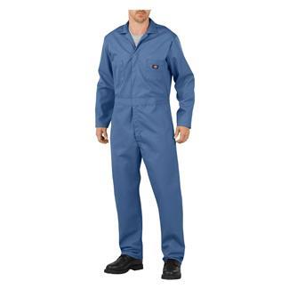 Dickies Basic Coveralls Postman Blue