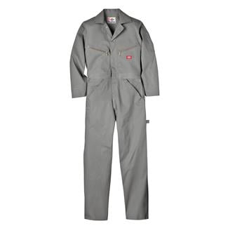 Dickies Deluxe Coveralls Gray