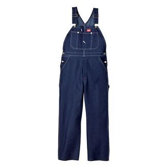 Dickies Indigo Bib Overalls Indigo Blue