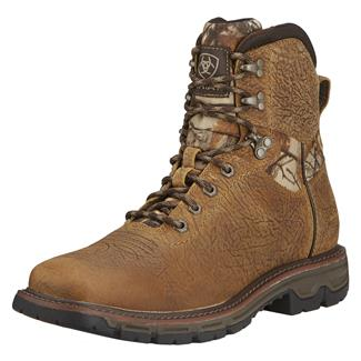 """Ariat 6"""" Conquest WP Brush Brown"""