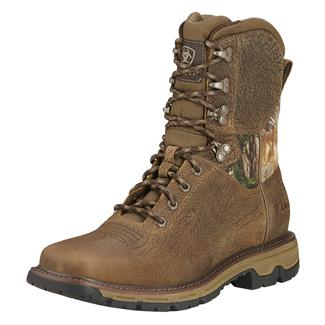 """Ariat 8"""" Conquest WP Ash Brown"""