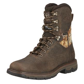 """Ariat 8"""" Conquest 800G WP Bruin Brown"""