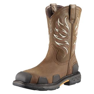 Ariat Overdrive Wide Square Toe CT Alamo Brown