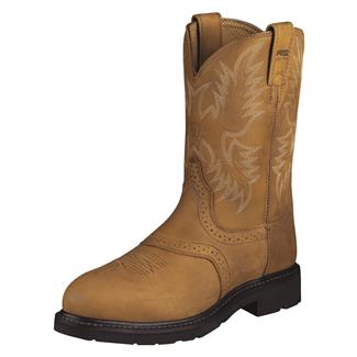 "Ariat 10"" Sierra Saddle ST Aged Bark"