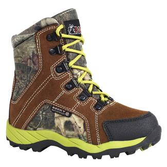 Kids' Rocky Hiker WP Mossy Oak Break Up Infinity